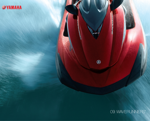 Yamaha Waverunner Catalog - VITRO - Chris Naples