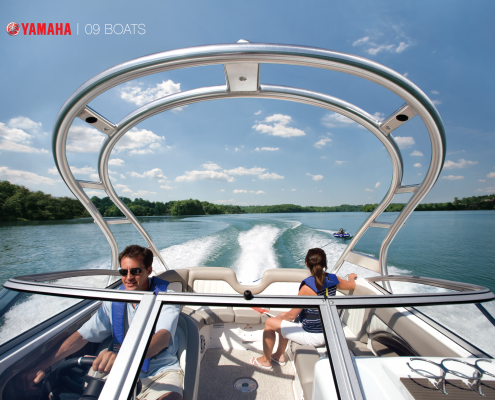 Yamaha Boat Catalog - VITRO - Chris Naples